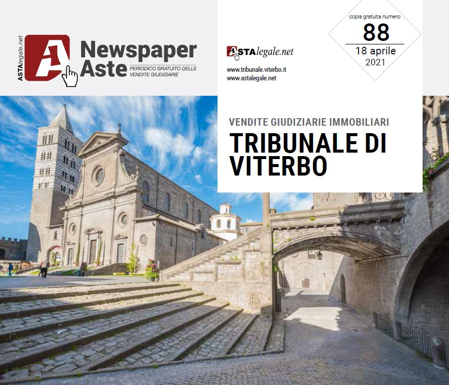 Newspaper Viterbo 18 Aprile Digitale