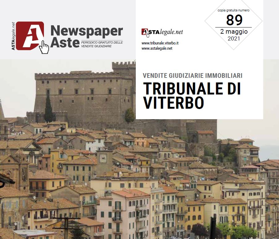 Newspaper Viterbo 2 Maggio Digitale